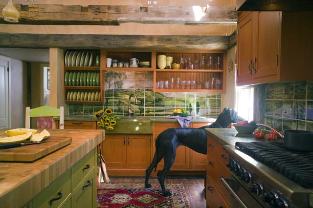 Thomas Buckborough & Associates eclectic-kitchen