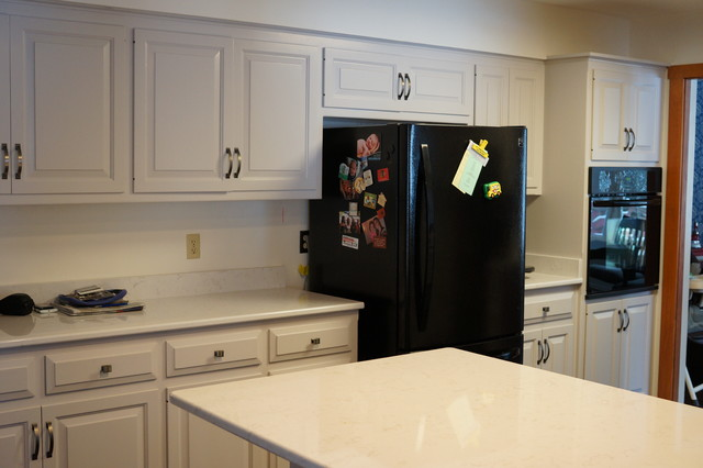 Thomas kitchen cabinet painting Kitchen design brookfield ct