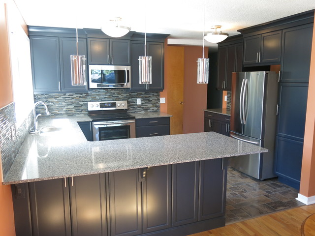 Thomasville Nouveau Kane Kitchen - Transitional - Kitchen - calgary - by Stephanie Crosby