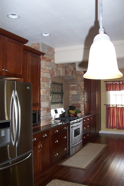 Thompson Kitchen traditional-kitchen