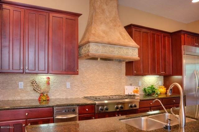 Thompson Peak Parkway Remodel traditional-kitchen