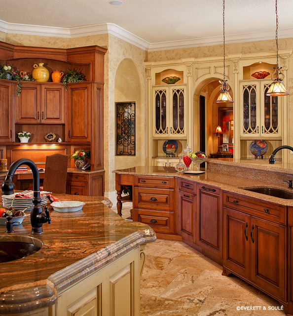 Thonotosassa Mediterranean Kitchen Other By Busby Cabinets