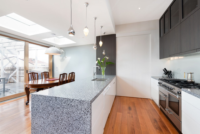 Thornbury Extension contemporary kitchen