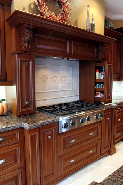 Thornlea Kitchen traditional-kitchen