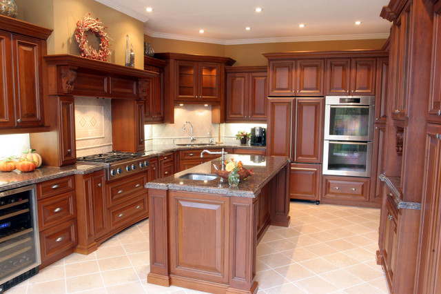 Thornlea Kitchen traditional-kitchen