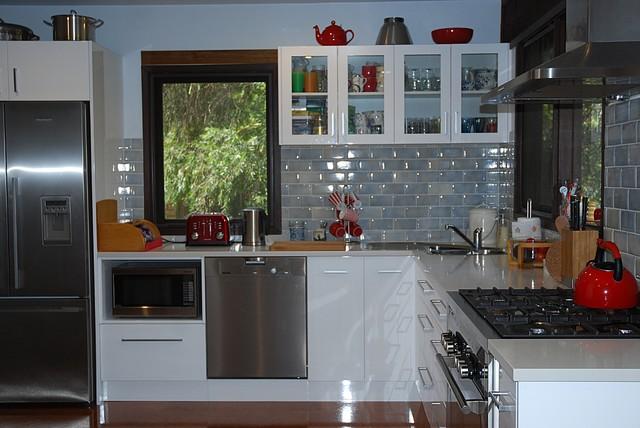 Thornleigh kitchen renovation sydney 2120 transitional for Kitchen remodelling sydney