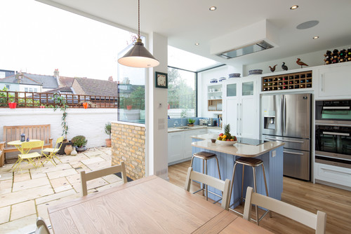 Photo By IQ Glass UK   Discover Kitchen Design Inspiration From London