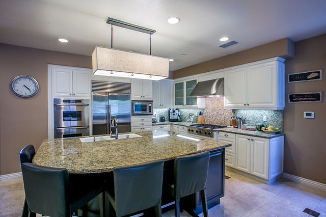 Http Houzz Com Photos 30368876 Thousand Oaks Cabinet Refinishing  Traditional Kitchen Los Angeles