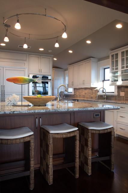Thurber Watersound beach-style-kitchen