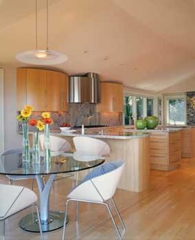 Tiburon contemporary-kitchen