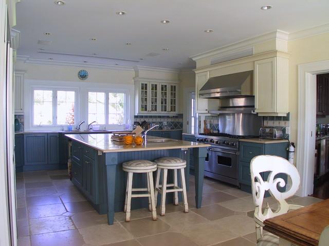 Tideway, Bermuda traditional-kitchen