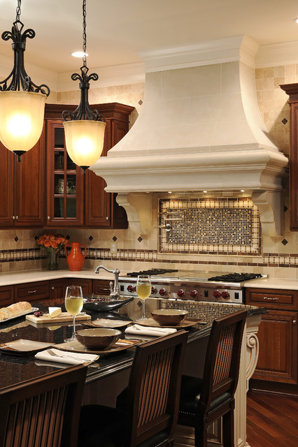 Tietjen Kitchen Focal Point Traditional Kitchen Dc