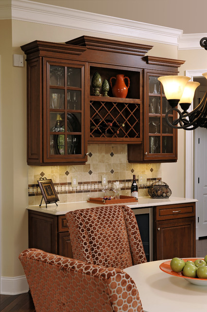 Tietjen Wine Bar Traditional Kitchen Dc Metro By