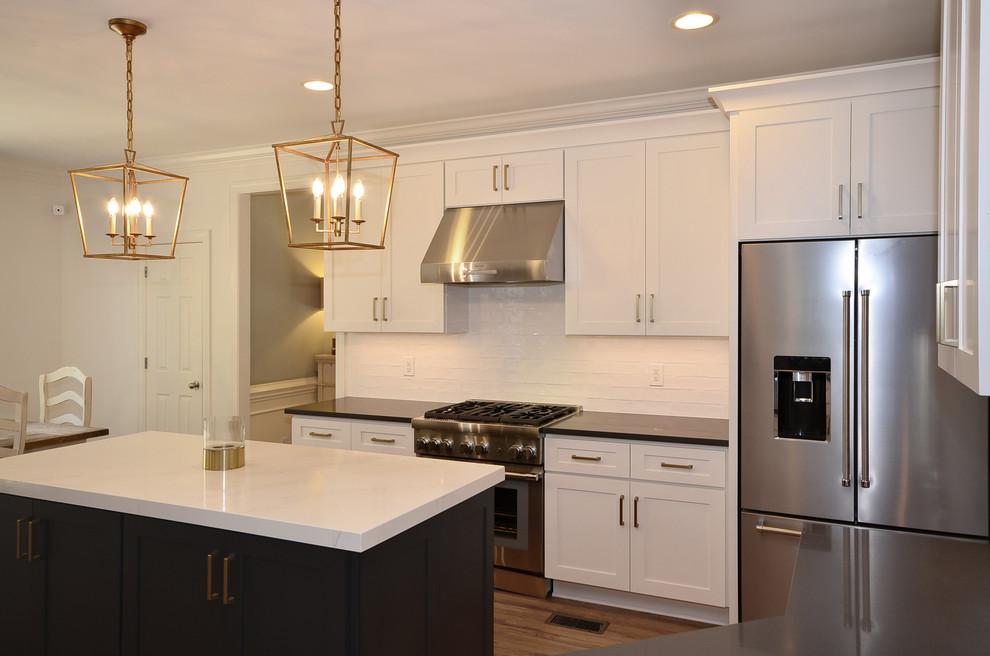 Tiffany & Brad's Kitchen