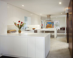Tilden Street by Kamm Architecture and Construction by The Ley Group modern-kitchen