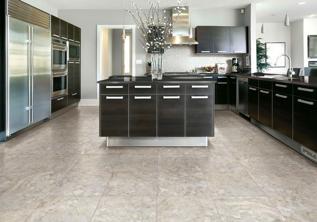 floor decor car... Natural Stone Floors Kitchen