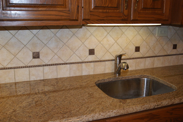 Tile Backsplashes Kitchen Other Metro By Unique Technique Custom