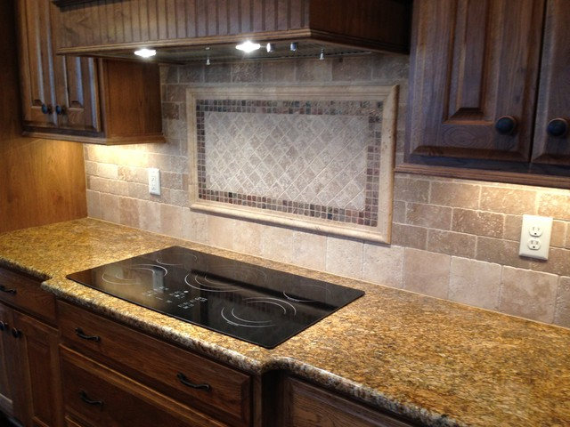 natural stone backsplash kitchen tile kitchen backsplash 3452