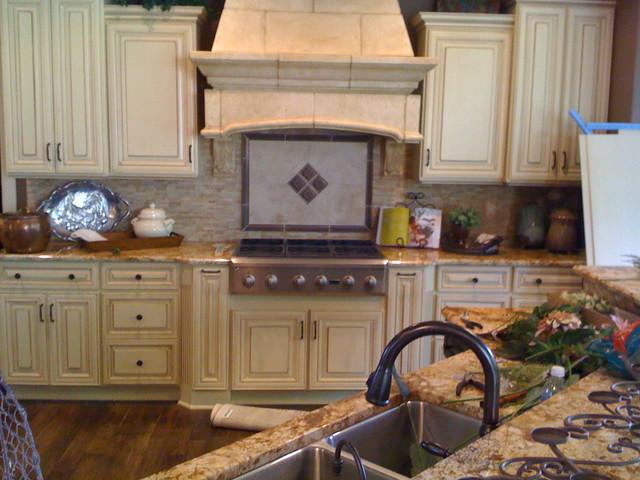 Tile Photos traditional-kitchen
