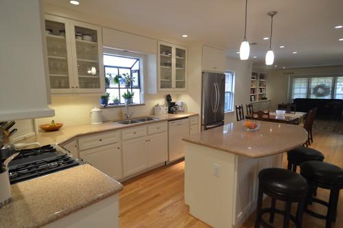 Redoing my kitchen.