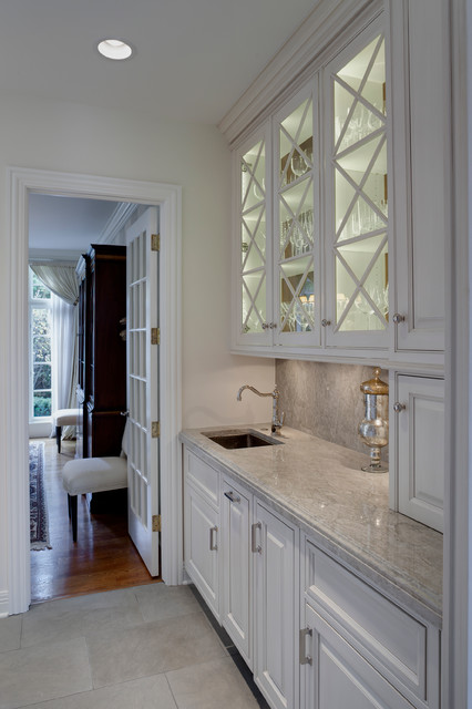 Time Honored Traditional Kitchen Traditional Kitchen Chicago By Drury Design