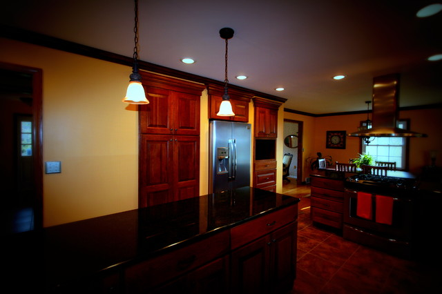 TImeless traditional-kitchen