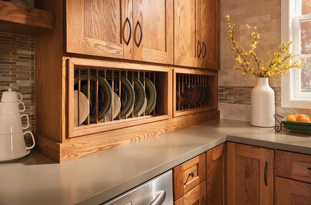 Timeless Arts & Crafts craftsman-kitchen