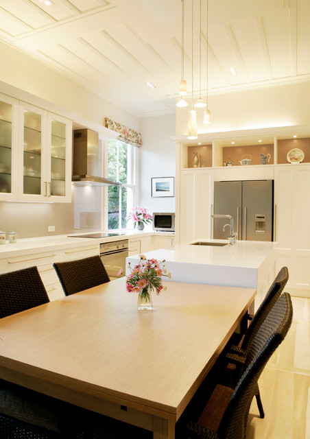 Timeless Classical traditional-kitchen