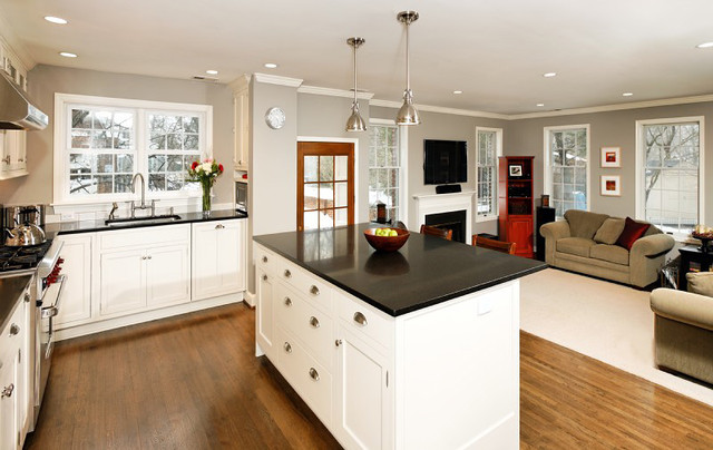 Charming Timeless Design Traditional Kitchen