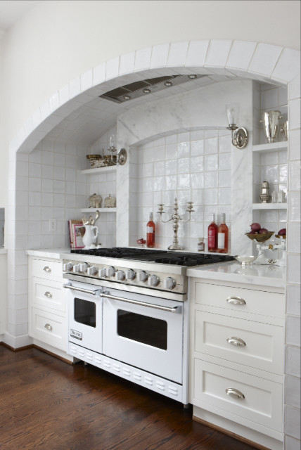 Timeless Details traditional-kitchen