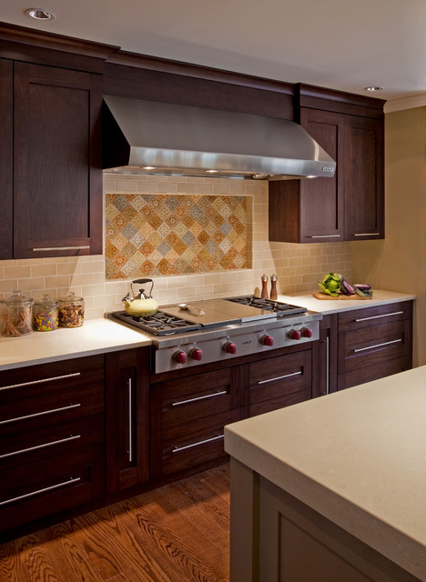 Timeless Elegance Custom Kitchen contemporary-kitchen