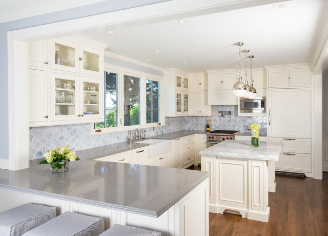 Timeless French Country Kitchen Traditional Kitchen