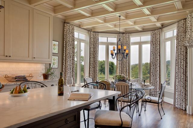 Timeless Interiors Llc Traditional Kitchen