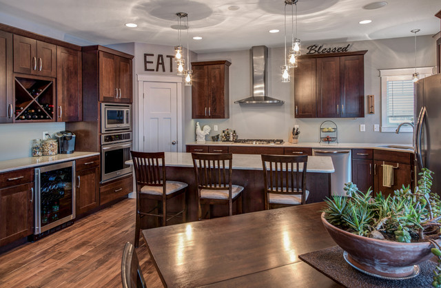 Timeless kitchen design for Timeless kitchen designs