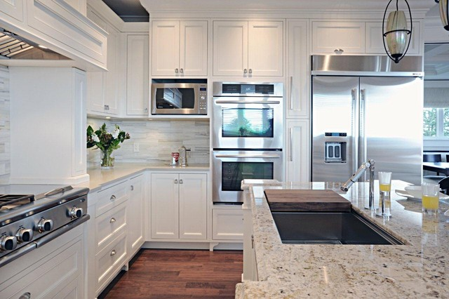 Timeless Kitchens Ltd. traditional kitchen cabinets
