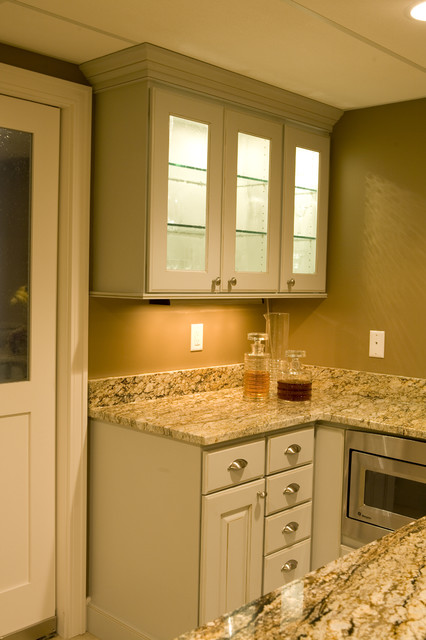 Timeless Revival traditional-kitchen