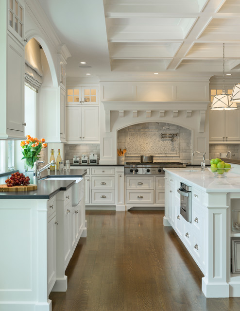 Timeless Traditional Traditional Kitchen Boston By Jan Gleysteen Architects Inc