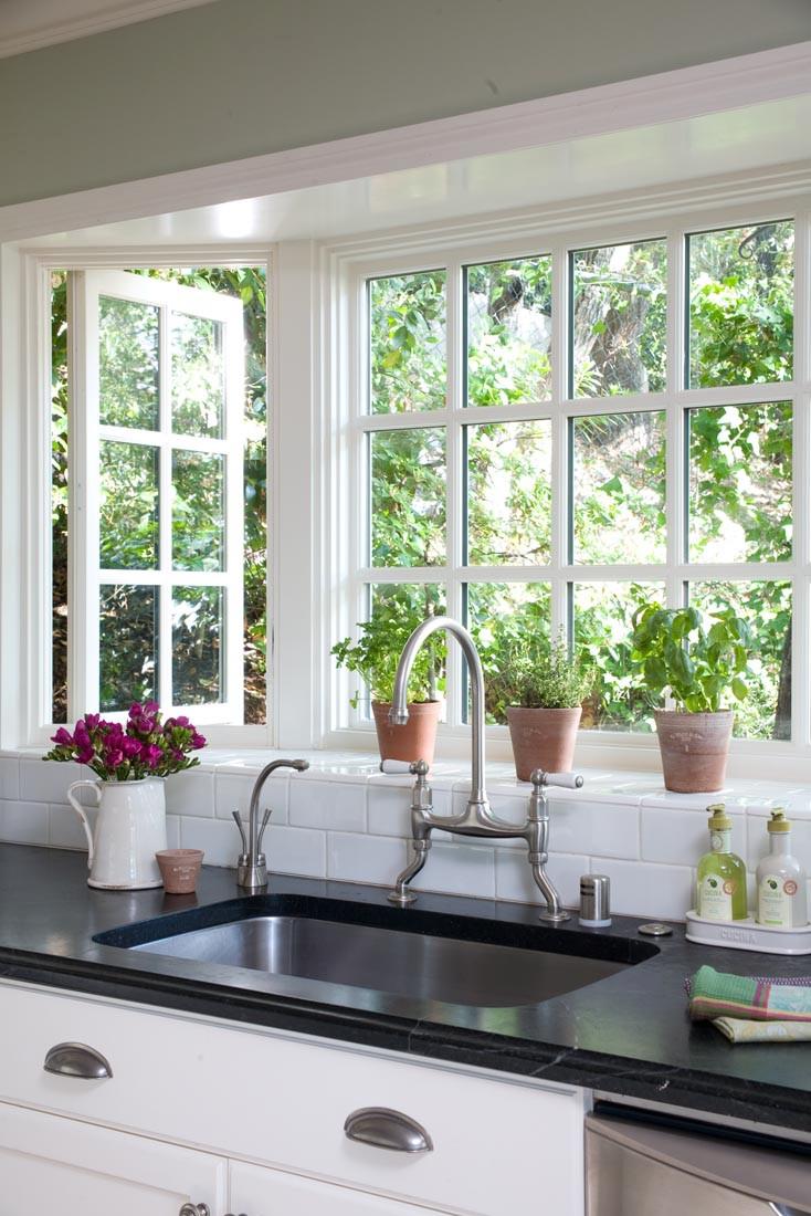 Timeless White Kitchen