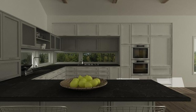 Timeline By Aster Cucine - Contemporary - Kitchen - New York - by ...