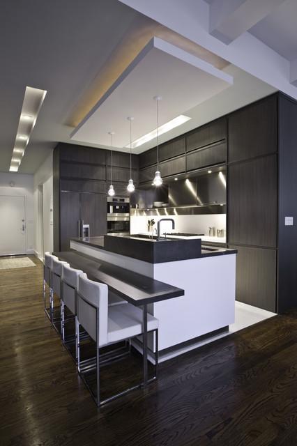 Timeline by Aster Cucine - Contemporáneo - Cocina - Nueva York - de ...