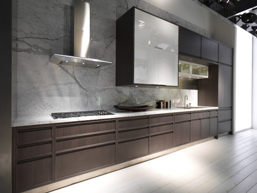 Timeline By Aster Cucine contemporary kitchen