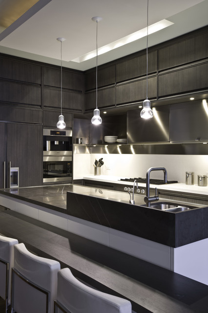 Timeline by Aster Cucine contemporary-kitchen