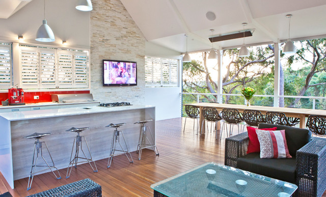 Tingira heights nsw modern kitchen newcastle for Kitchen designs newcastle nsw