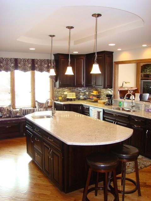 Tinley Kitchen traditional-kitchen
