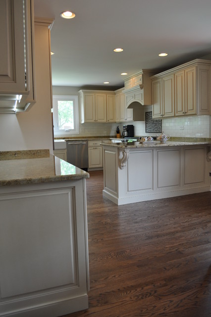 Tinley Park Kitchen Traditional Chicago By Homewerks