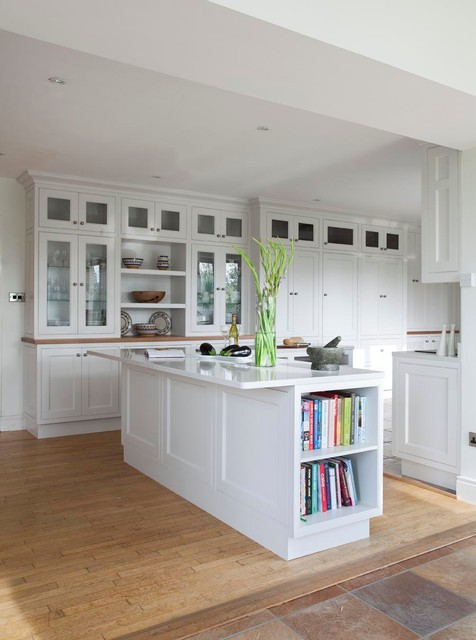Tinryland collection transitional kitchen dublin for Kitchen ideas book
