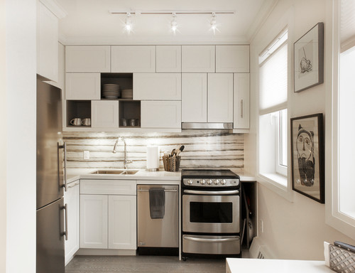 13 Ways To Make A Room Seem Taller, Ideas To Extend Kitchen Cabinets Ceiling