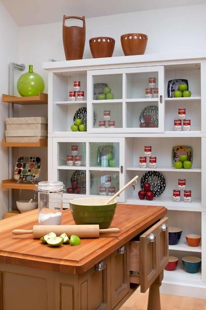Small House Interior Design Kitchen: Tiny House: Kitchen Island By Kimball Starr Interior
