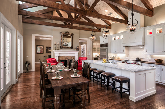 Tioga IV - Farmhouse - Kitchen - other metro - by Carson's ...