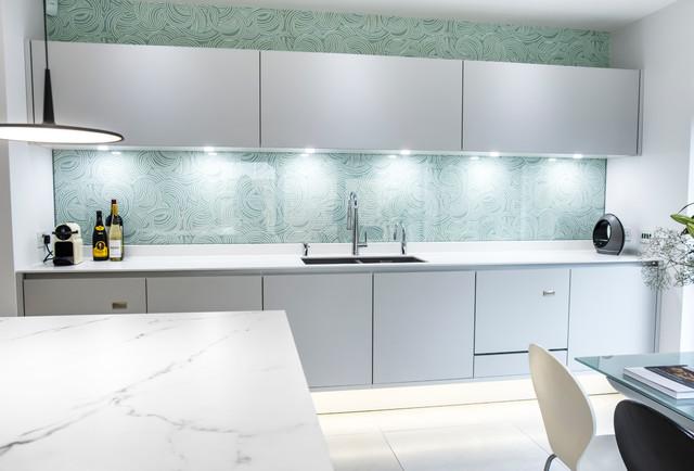Tivoli modern kitchen gloucestershire by contour - Tivoli kitchenware ...